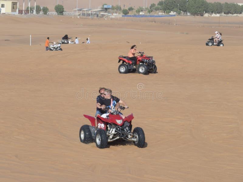 Σαφάρι ερήμων, Ντουμπάι στοκ εικόνες με δικαίωμα ελεύθερης χρήσης