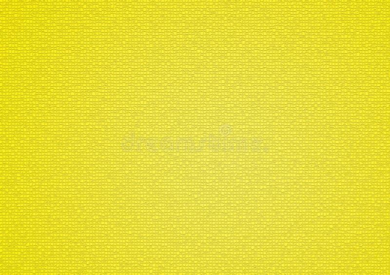 Σαφές κίτρινο κατασκευασμένο υπόβαθρο κλίσης στοκ φωτογραφία με δικαίωμα ελεύθερης χρήσης