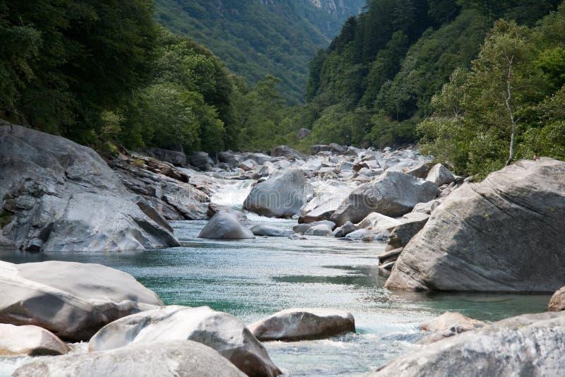 σαφές νερό ποταμού στοκ φωτογραφίες με δικαίωμα ελεύθερης χρήσης