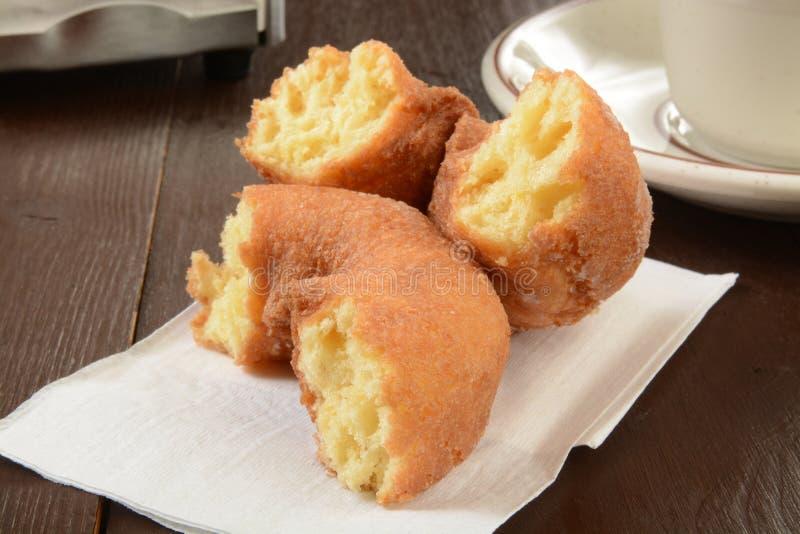 Σαφές doughnut κέικ στοκ εικόνες με δικαίωμα ελεύθερης χρήσης