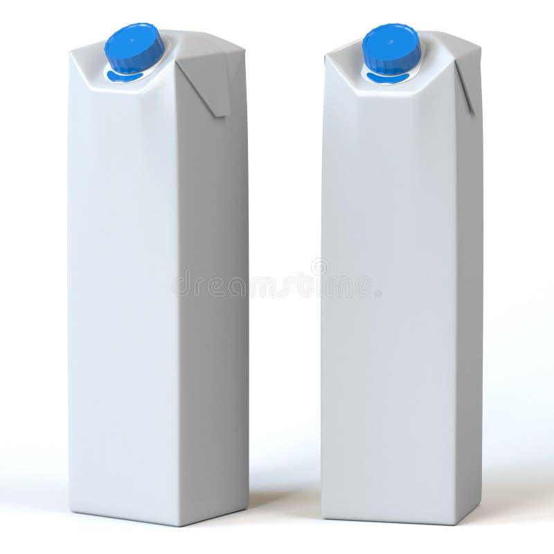 σαφής πρότυπη συσκευασί&alp διανυσματική απεικόνιση