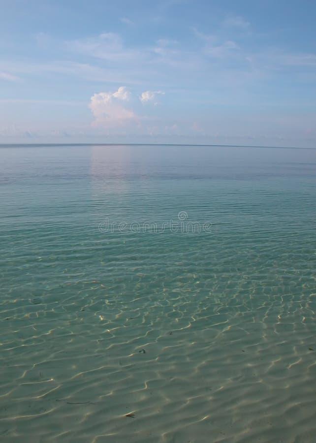 σαφής ωκεανός Στοκ φωτογραφίες με δικαίωμα ελεύθερης χρήσης