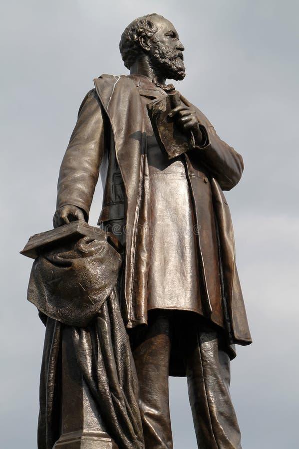 σαφής james αναμνηστικός Οχάιο ημέρας του Κλήβελαντ garfield χειμώνας Μνημείο Washington DC Garfield στοκ εικόνα με δικαίωμα ελεύθερης χρήσης