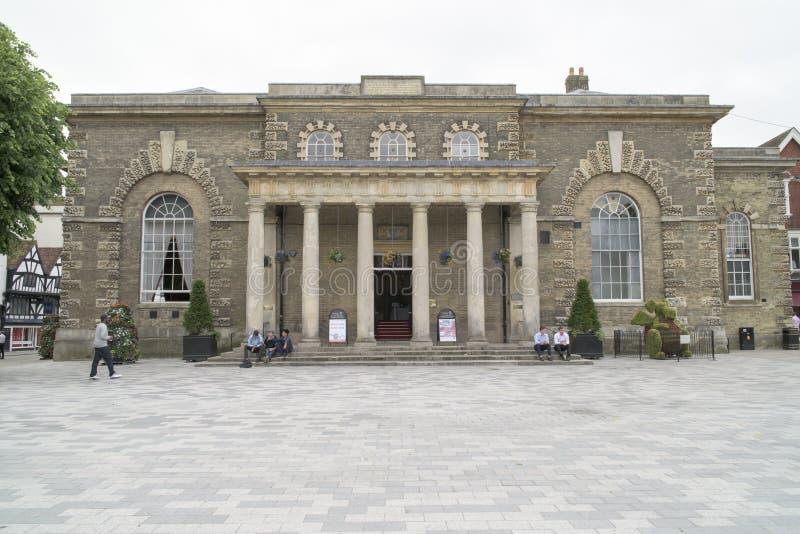 Σαλίσμπερυ Δημαρχείο στοκ εικόνα με δικαίωμα ελεύθερης χρήσης