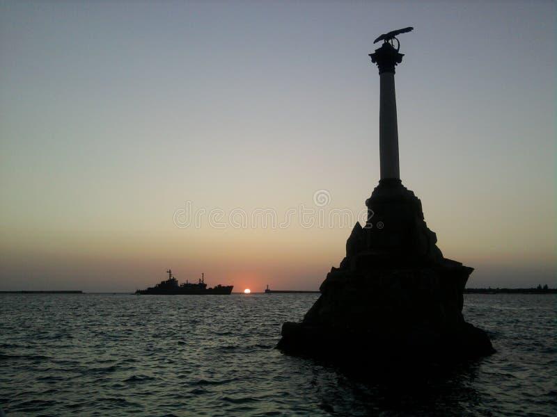 Σεβαστούπολη στοκ φωτογραφία με δικαίωμα ελεύθερης χρήσης