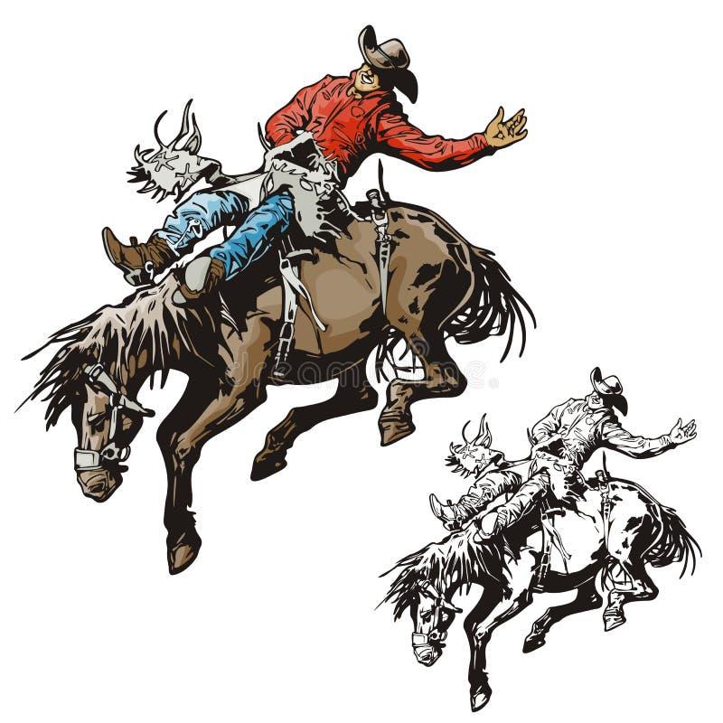 σειρά απεικόνισης δυτική διανυσματική απεικόνιση