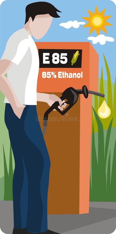 σειρά απεικόνισης οικο&lamb ελεύθερη απεικόνιση δικαιώματος