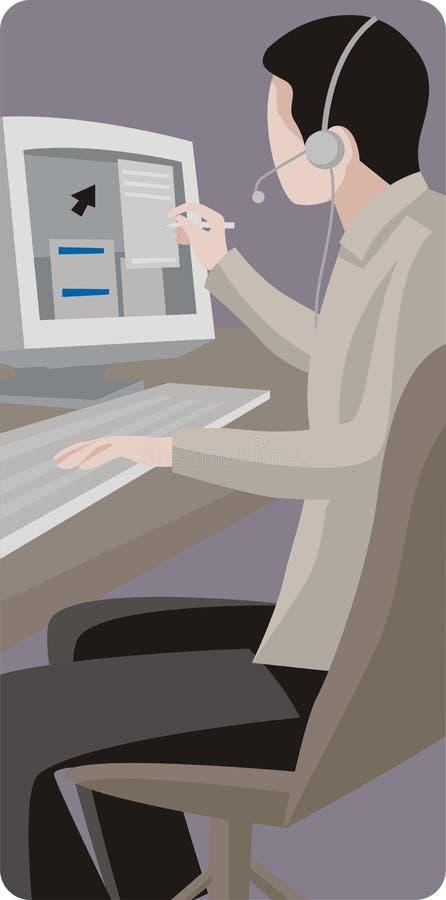 σειρά επαγγέλματος απε&iot διανυσματική απεικόνιση