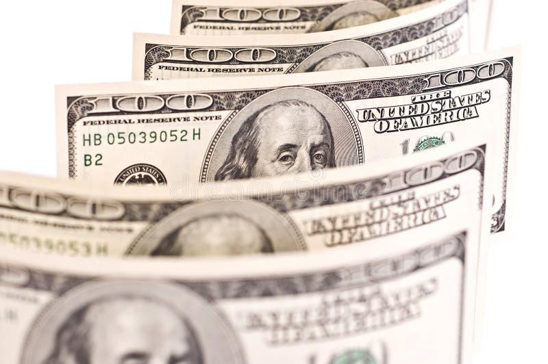 σειρά χρημάτων στοκ εικόνα με δικαίωμα ελεύθερης χρήσης