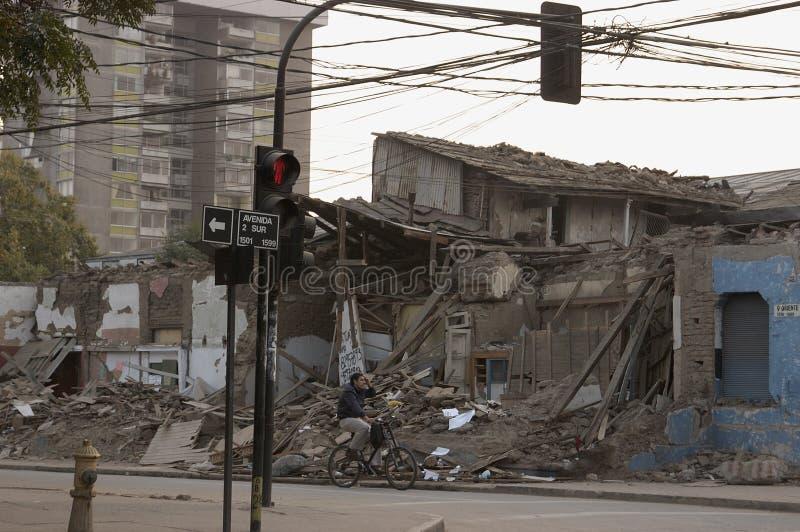 σεισμός Φεβρουάριος τη&sig στοκ εικόνες