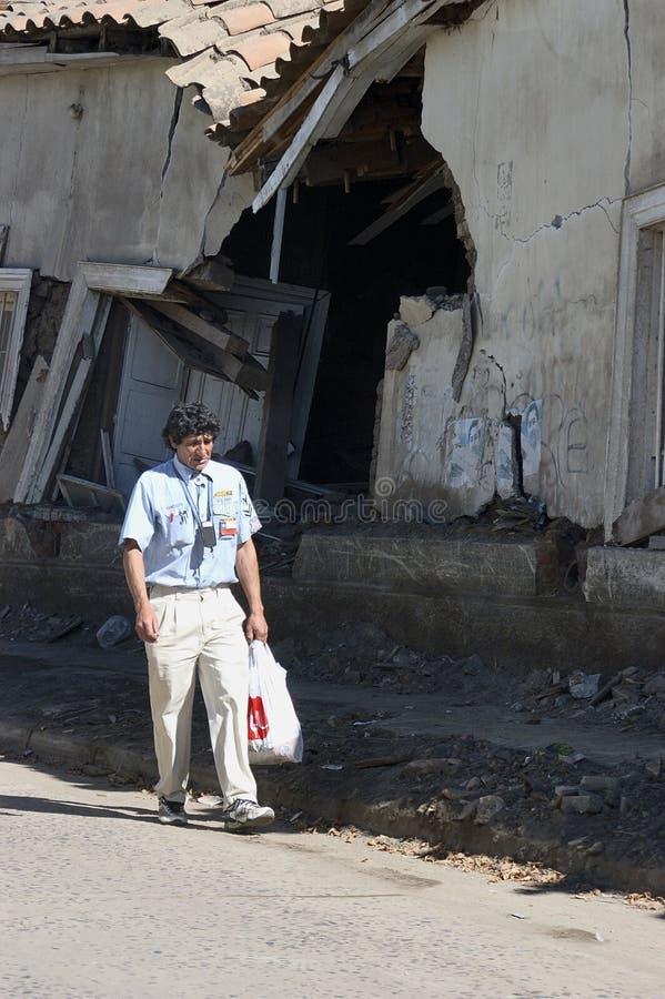 σεισμός Φεβρουάριος τη&sig στοκ εικόνες με δικαίωμα ελεύθερης χρήσης