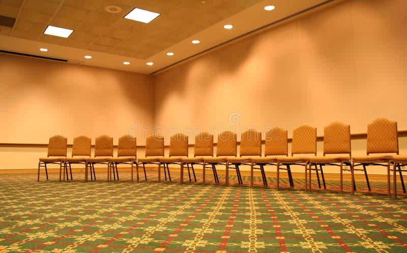 σεμινάριο καθισμάτων στοκ εικόνες