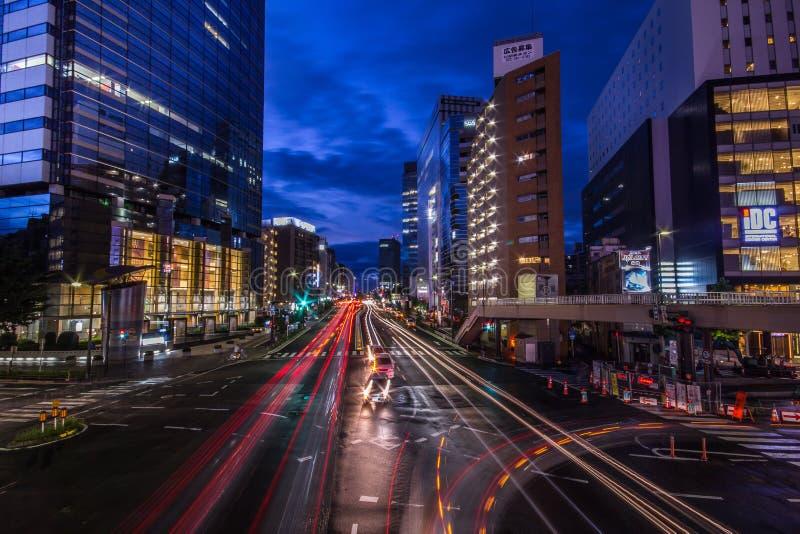 Σεντάι, Ιαπωνία στοκ φωτογραφία με δικαίωμα ελεύθερης χρήσης