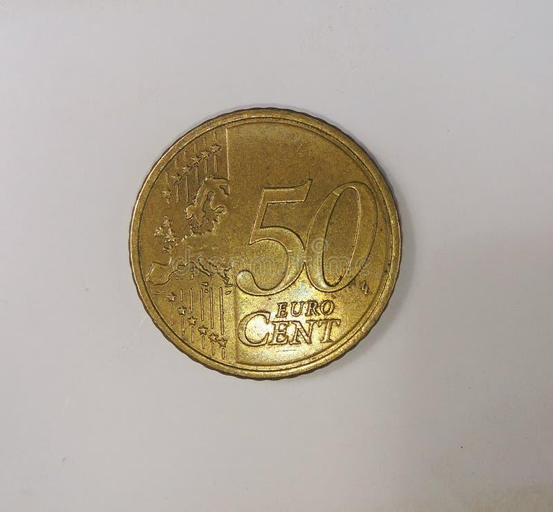 Σεντ Cion ευρώ στοκ φωτογραφίες με δικαίωμα ελεύθερης χρήσης