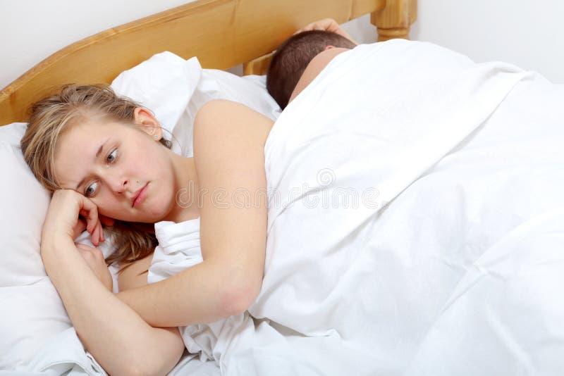 Σεξουαλική δυσλειτουργία στοκ φωτογραφίες