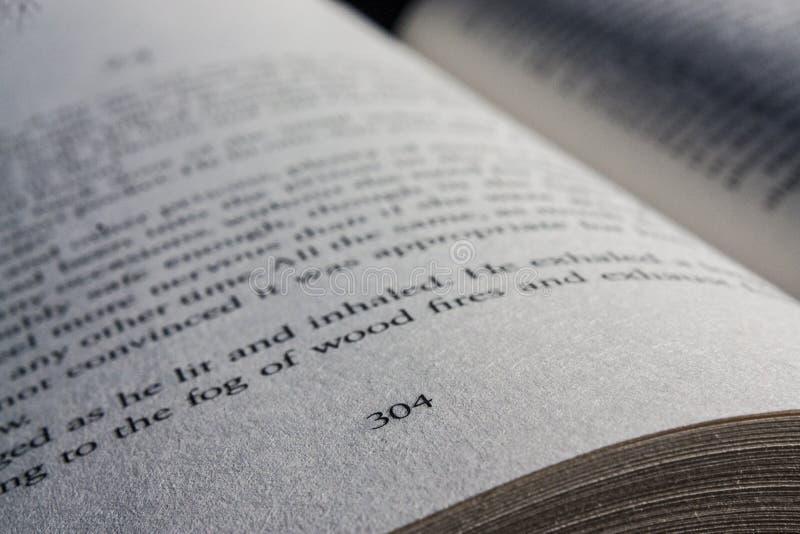 Σελίδα 304 ανάγνωσης στοκ εικόνες με δικαίωμα ελεύθερης χρήσης