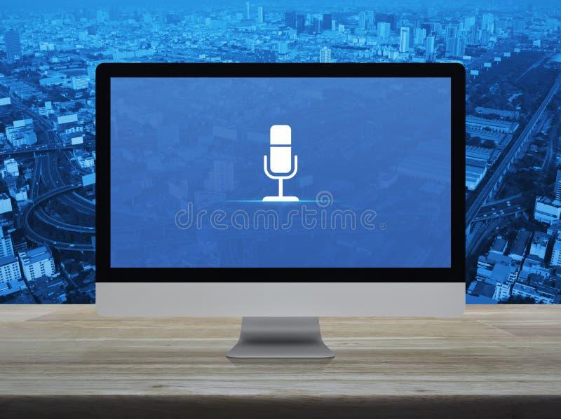 Σε απευθείας σύνδεση έννοια επιχειρησιακών επικοινωνιών διανυσματική απεικόνιση