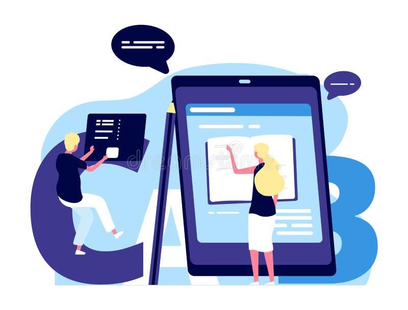 Σε απευθείας σύνδεση διάνυσμα σειρών μαθημάτων Εκπαίδευση on-line, χρονική έννοια εξέτασης απεικόνιση αποθεμάτων