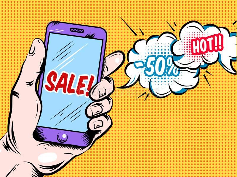 Σε απευθείας σύνδεση καυτό σχέδιο ύφους πώλησης κωμικό απεικόνιση αποθεμάτων