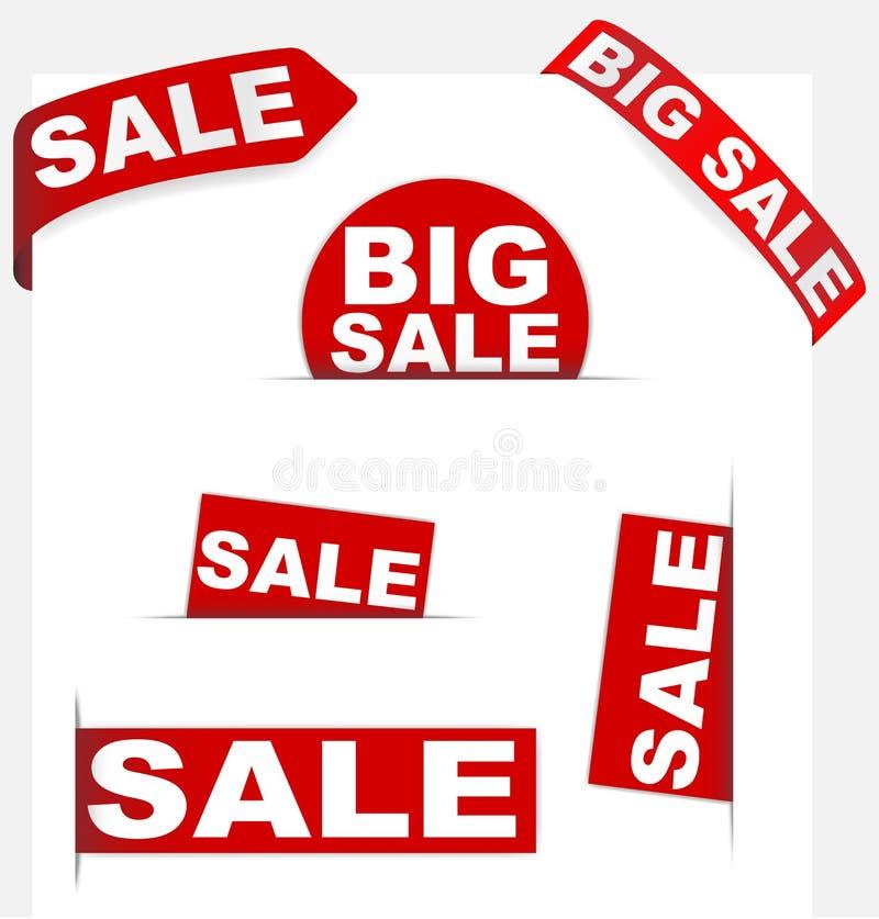 σημάδια πώλησης ελεύθερη απεικόνιση δικαιώματος
