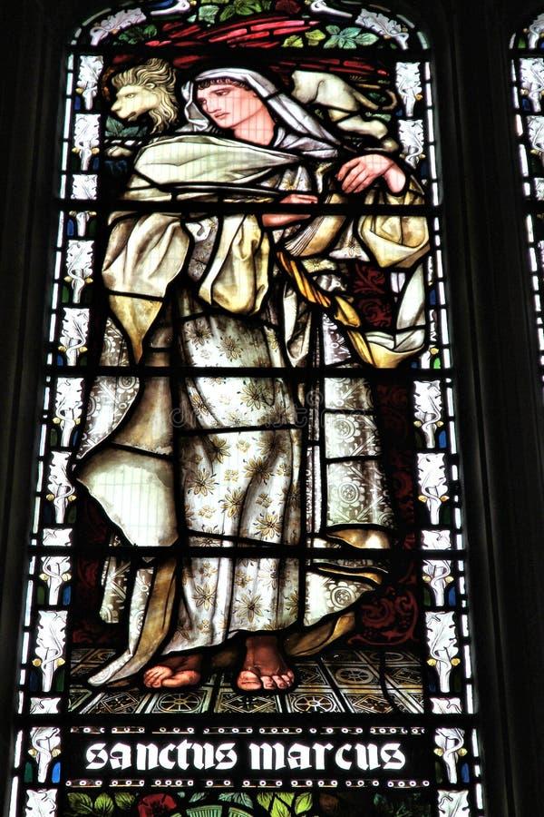 Σημάδι Αγίου ο Ευαγγελιστής στοκ εικόνες με δικαίωμα ελεύθερης χρήσης