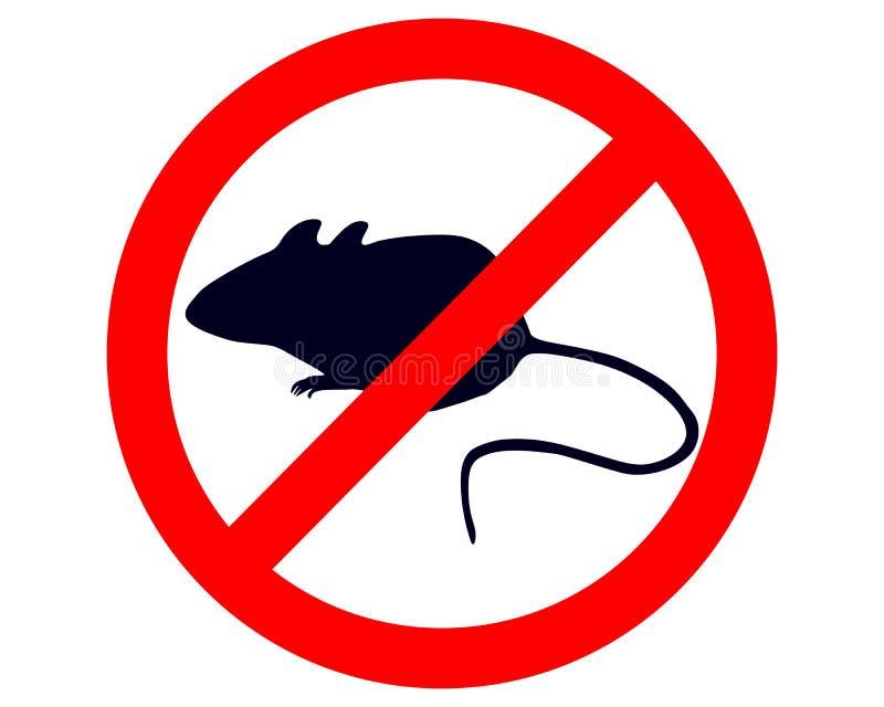 σημάδι απαγόρευσης ποντι& απεικόνιση αποθεμάτων
