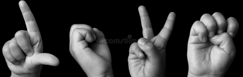 σημάδι γλωσσικής αγάπης στοκ φωτογραφία με δικαίωμα ελεύθερης χρήσης
