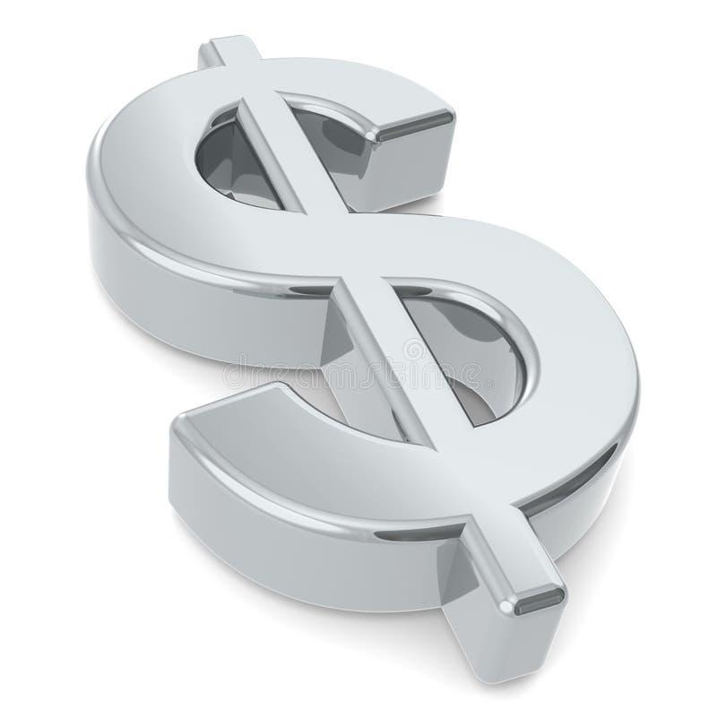σημάδι δολαρίων απεικόνιση αποθεμάτων