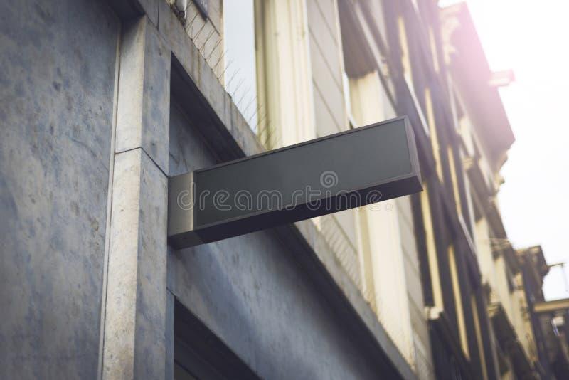 Σημάδι λογότυπων καταστημάτων στοκ εικόνα