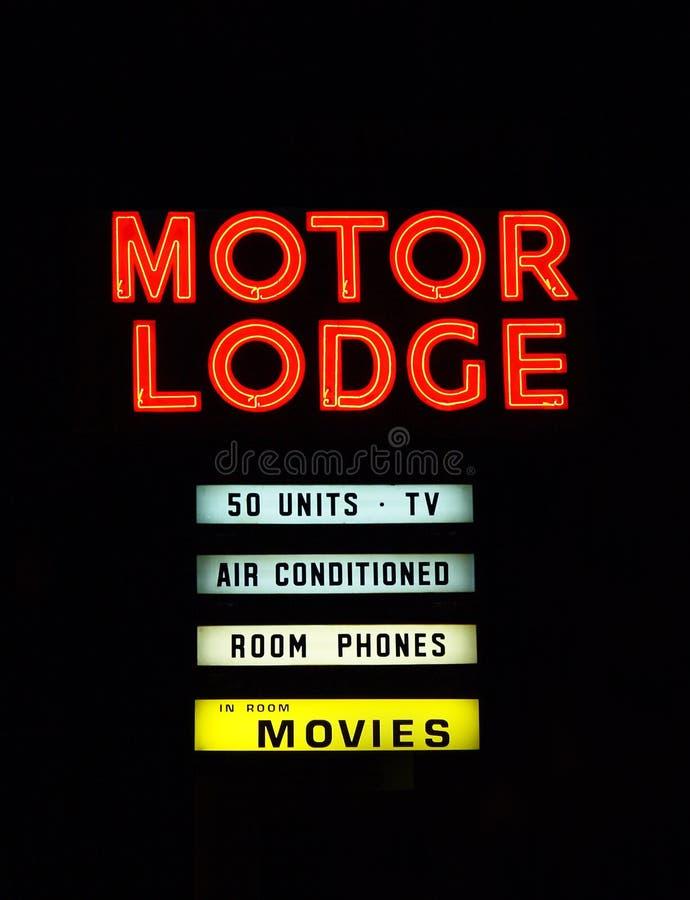Download σημάδι μοτέλ στοκ εικόνα. εικόνα από ξενοδοχείο, κατοικήστε - 2226013