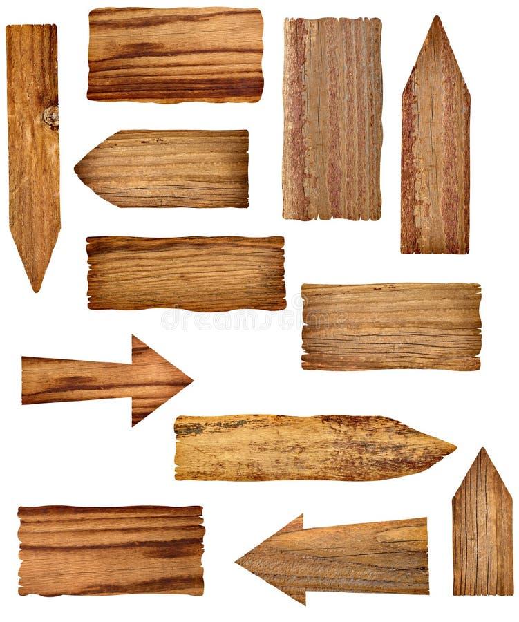 σημάδι ξύλινο στοκ φωτογραφίες