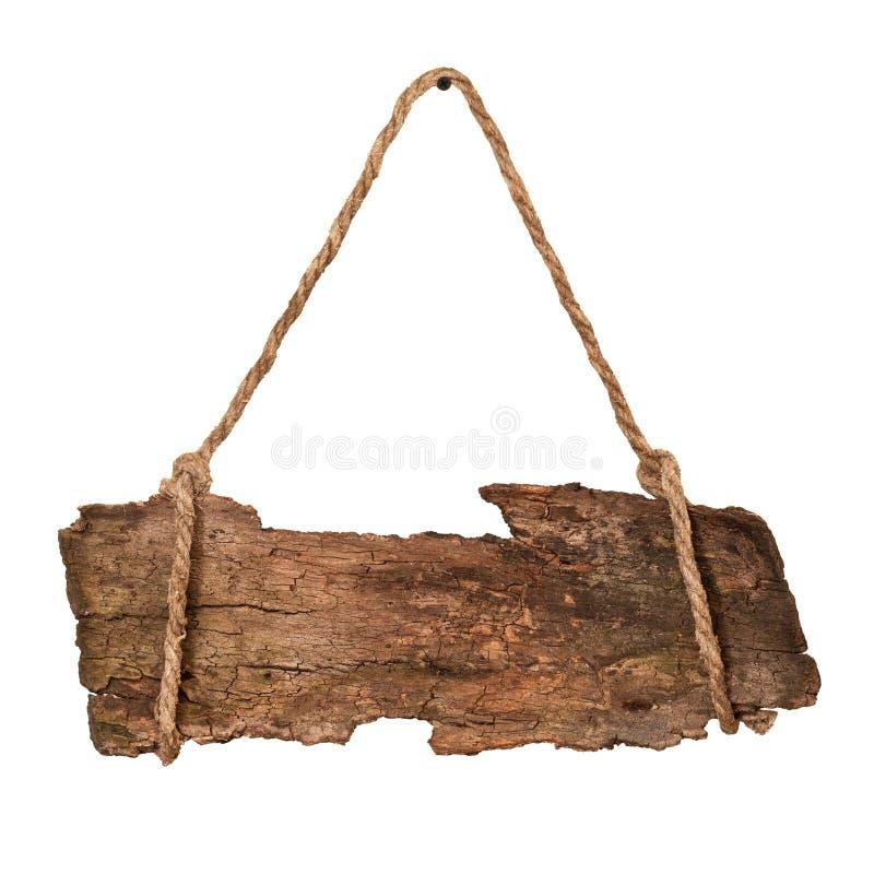 σημάδι ξύλινο στοκ εικόνες