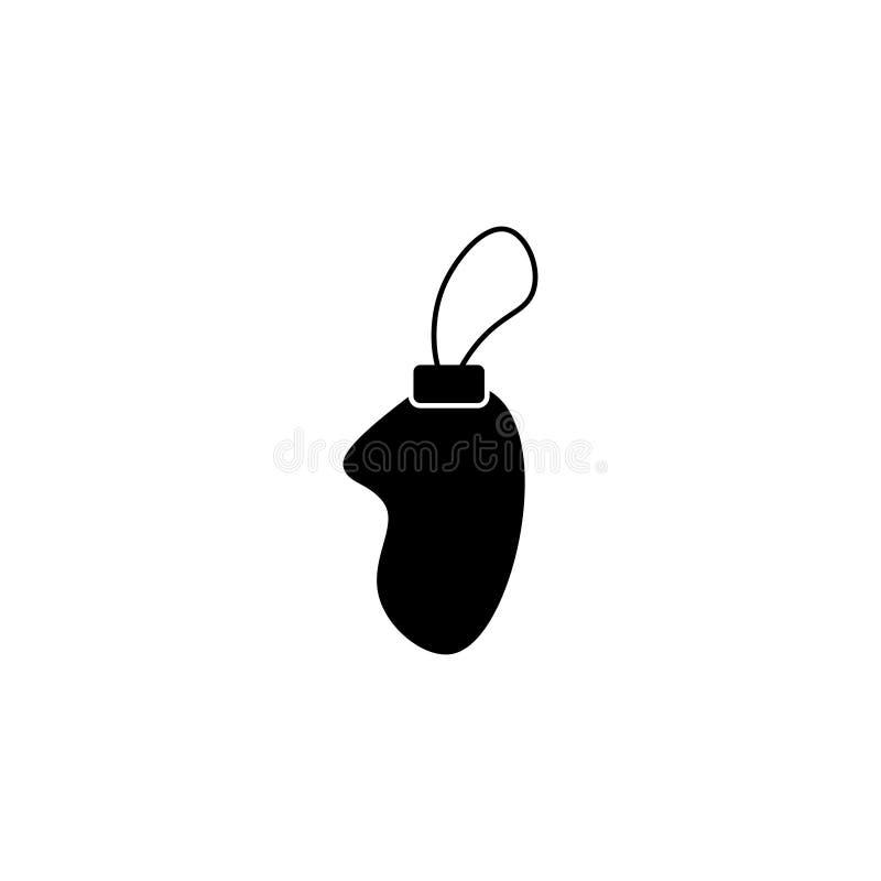 Σημάδι ποδιών κουνελιών ελεύθερη απεικόνιση δικαιώματος