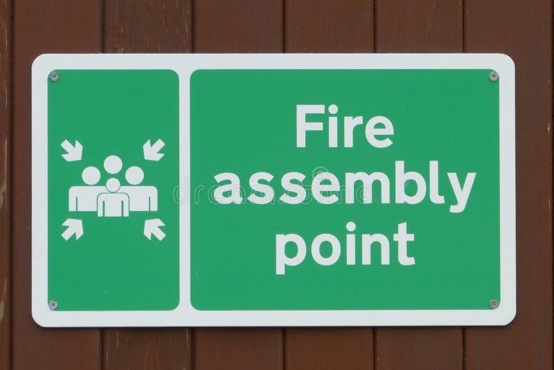 σημάδι σημείου πυρκαγιάς συμβολικών γλωσσών στοκ φωτογραφίες με δικαίωμα ελεύθερης χρήσης
