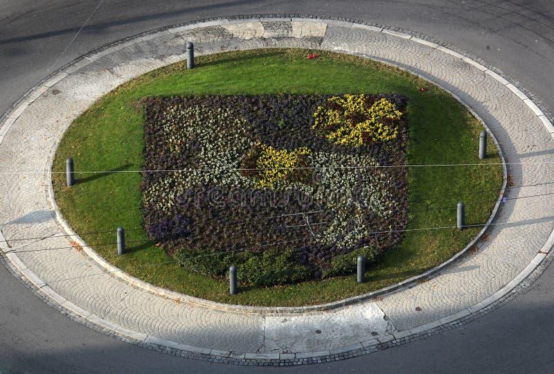 Download σημάδι της Οστράβα αιθουσών πόλεων Στοκ Εικόνα - εικόνα από κύκλος, σημάδι: 22790981
