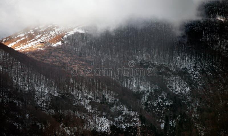 Σημάδια του χειμώνα στοκ εικόνα με δικαίωμα ελεύθερης χρήσης