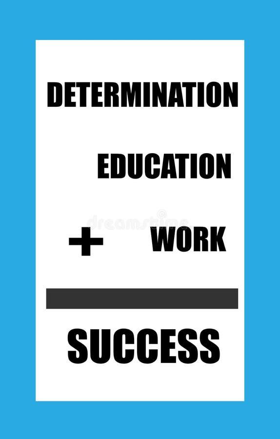 Σημάδι εκπαίδευσης διανυσματική απεικόνιση