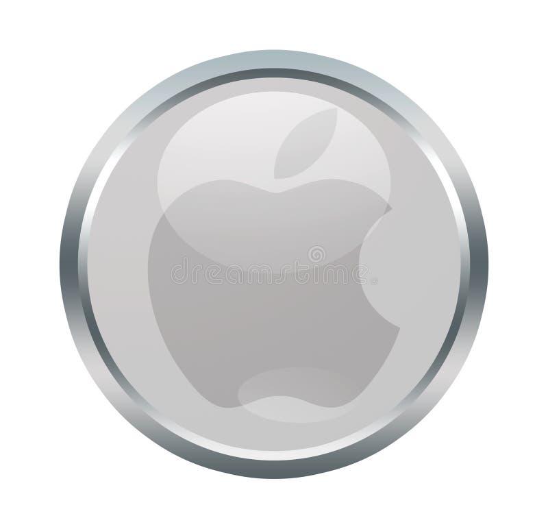 Σημάδι της Apple ελεύθερη απεικόνιση δικαιώματος