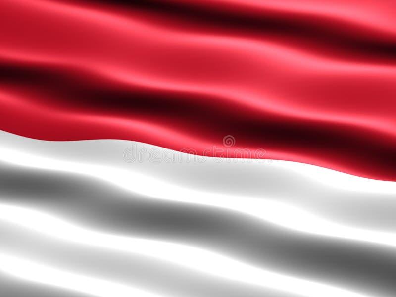 Download σημαία Μονακό απεικόνιση αποθεμάτων. εικονογραφία από ηπειρωτικός - 2225989
