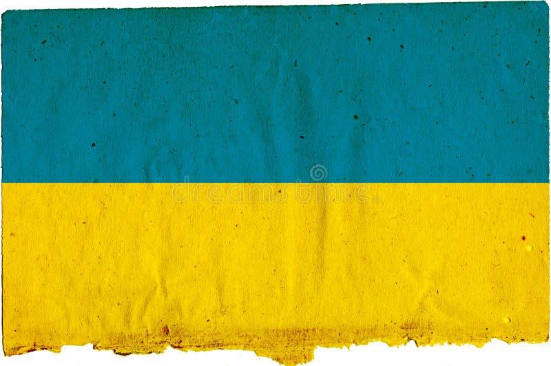 σημαία Ουκρανία απεικόνιση αποθεμάτων