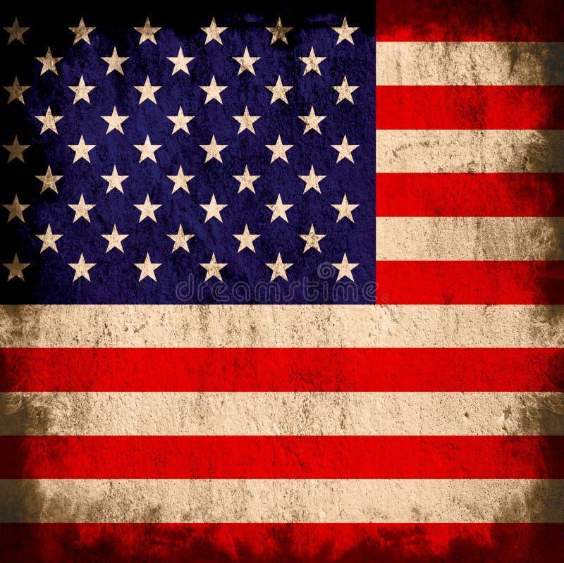 σημαία της Αμερικής απεικόνιση αποθεμάτων