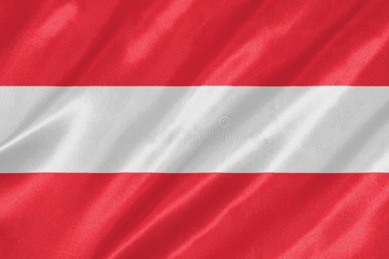 σημαία της Αυστρίας ελεύθερη απεικόνιση δικαιώματος