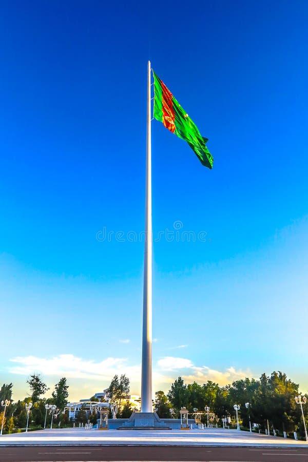 Σημαία 01 της Mary Τουρκμενιστάν στοκ φωτογραφίες
