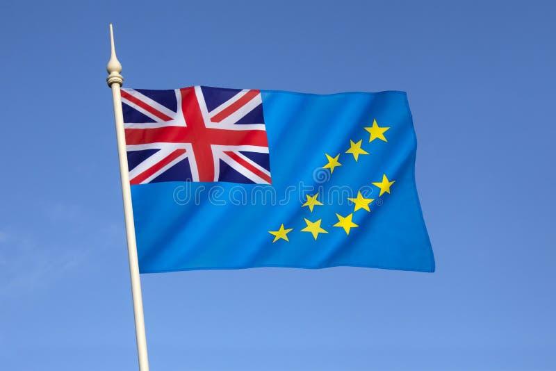 Σημαία του Τουβαλού στοκ εικόνα με δικαίωμα ελεύθερης χρήσης