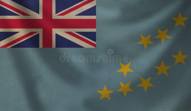 Σημαία του Τουβαλού ελεύθερη απεικόνιση δικαιώματος