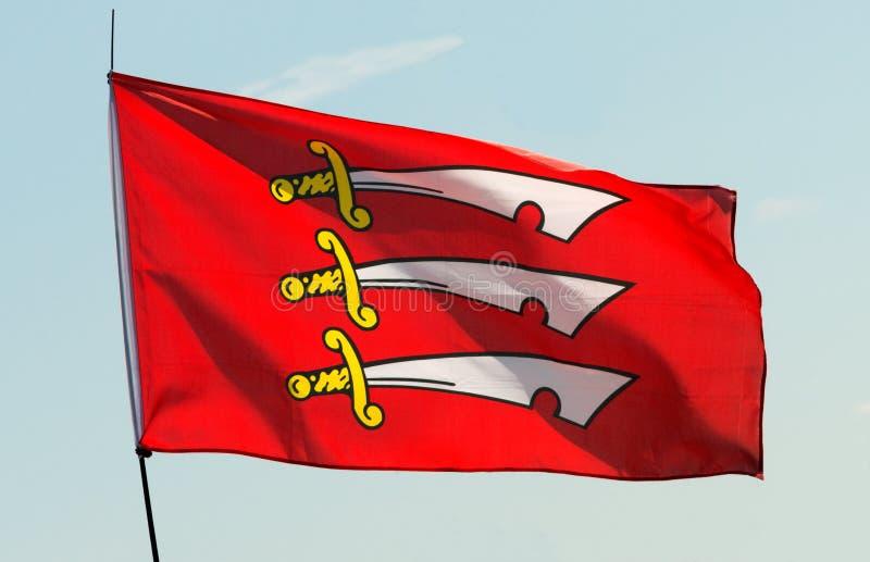 Σημαία Essex στοκ εικόνες με δικαίωμα ελεύθερης χρήσης