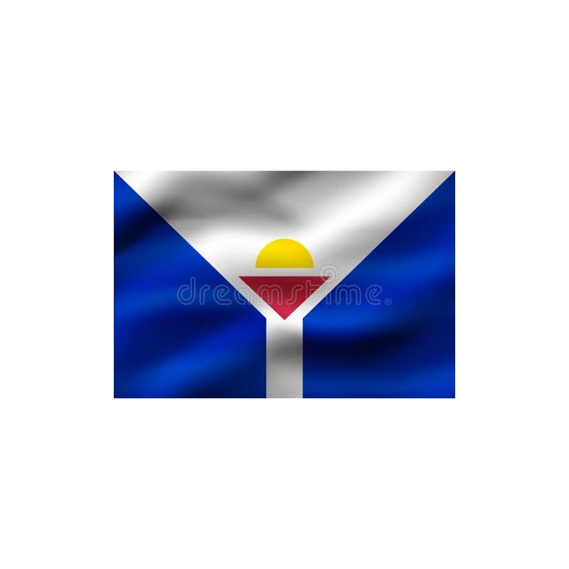 σημαία Martin Άγιος ελεύθερη απεικόνιση δικαιώματος