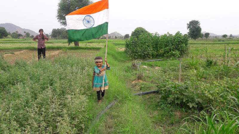 Σημαία Nationl στοκ φωτογραφία με δικαίωμα ελεύθερης χρήσης