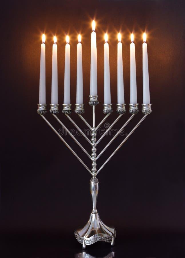 σημαδεύει hanukkah menorah στοκ εικόνα με δικαίωμα ελεύθερης χρήσης