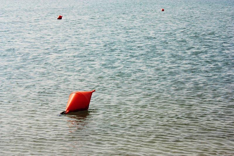 Σημαντήρας θάλασσας στοκ φωτογραφία